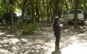 Hallan dos ejecutados en un narco-campamento e Ciudad Victoria Tamaulipas