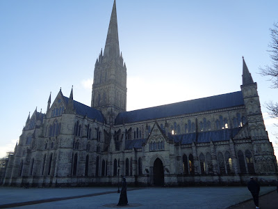 Historic Cities - Salisbury, England