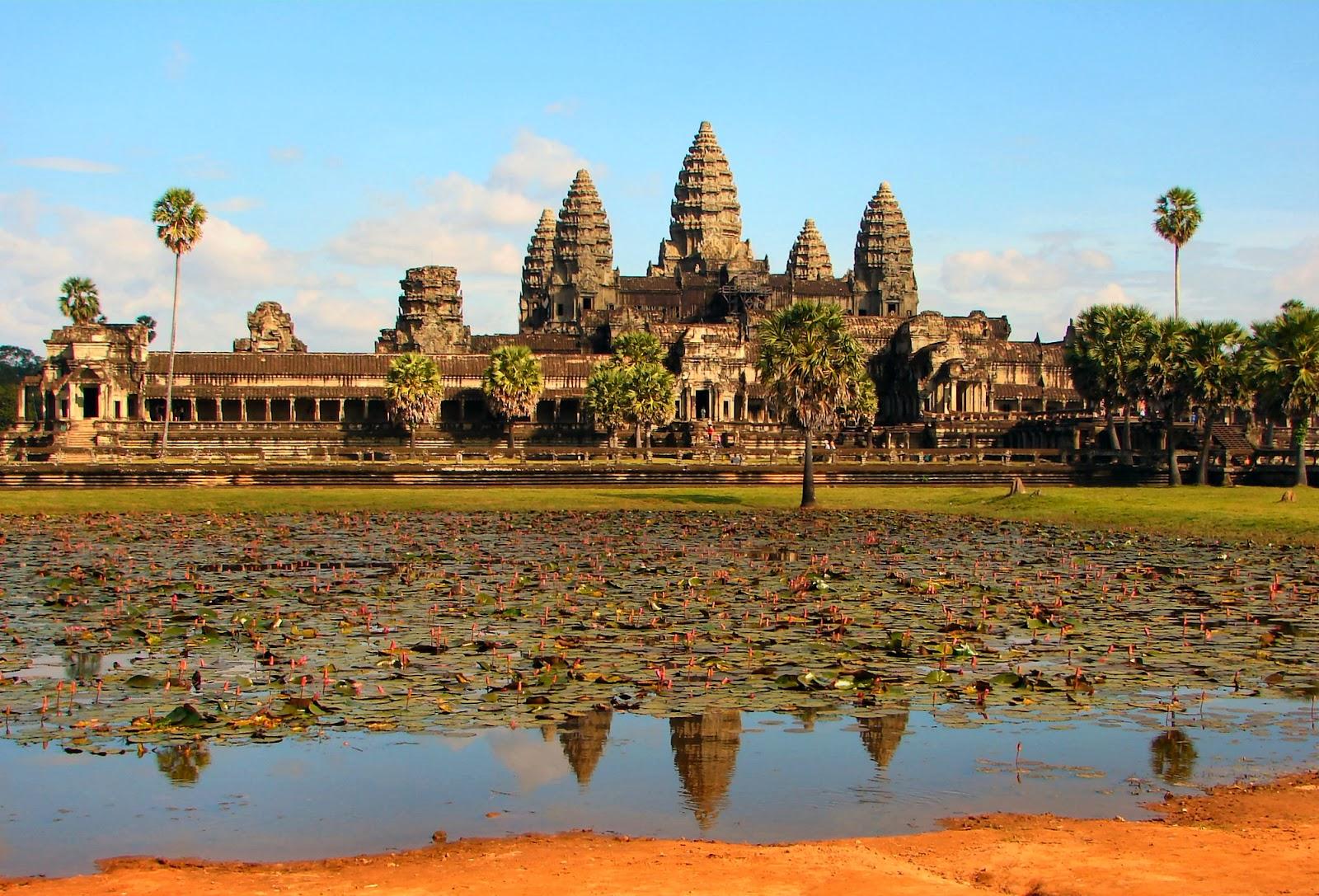 Angkor Wat, Camboja