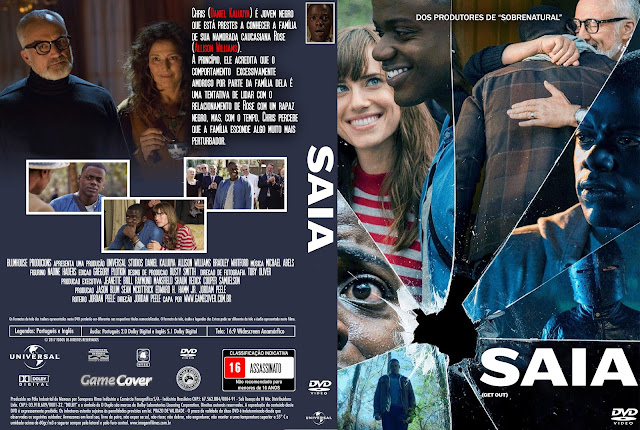 Capa DVD Saia 2017 [Exclusiva]