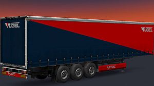 Vogel Profi standalone trailer skin