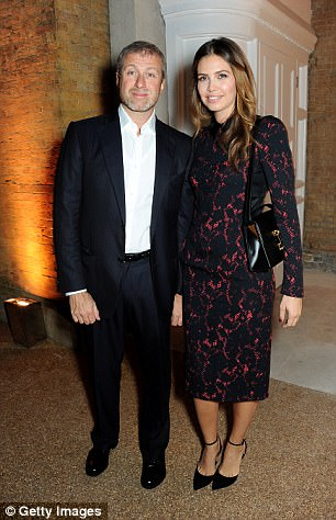 Russian billionaire/Chelsea F.C. owner Roman Abramovich and third wife, Dasha, seperate after ten years together