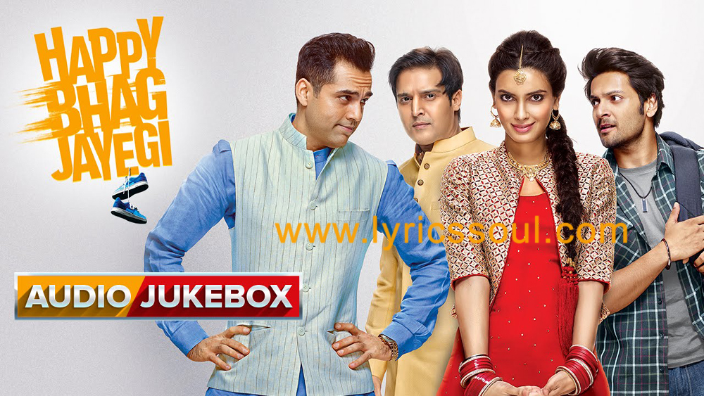 The Yaaram lyrics from 'Happy Bhag Jayegi', The song has been sung by Javed Ali, , . featuring Diana Penty, Abhay Deol, Jimmy Sheirgill, Ali Fazal. The music has been composed by Sohail Sen, , . The lyrics of Yaaram has been penned by Mudassar Aziz,