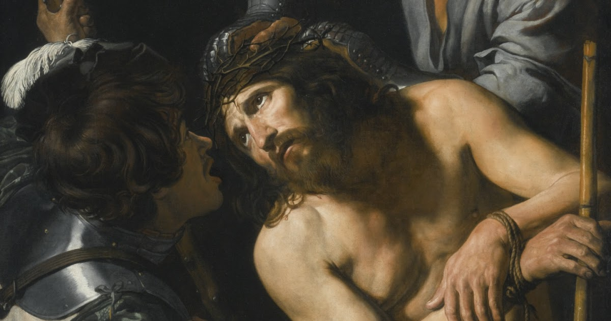 Valentin de Boulogne | The Crowning with Thorns, 1620 ...