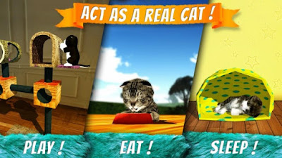 The most beautiful and realistic Cat Simulator available on the Google Play Cat Simulator v2.1 Unlimited Money Apk