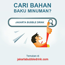 Supplier Minuman Bubble - Jakarta Bubble Drink