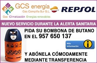 GCS CAMPIÑA SUR - REPSOL BUTANO MONTILLA
