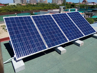 panel solar fotovoltaico policristalino VIKRAM SOLAR 24V - 255Wp ELDORA ULTIMA SILVER