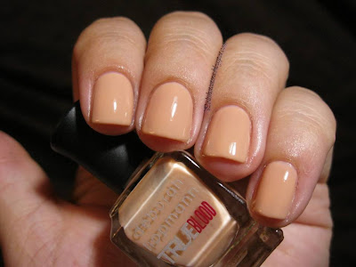 Deborah Lippmann new flesh swatch