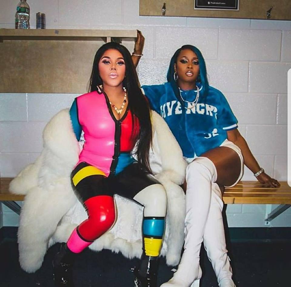 Hip Hop Royalty Lil Kim Remy Ma Photos
