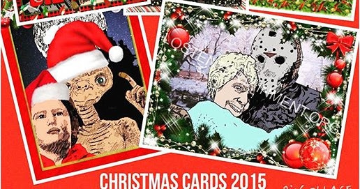 LOST ENTERTAINMENT CHRISTMAS CARDS AND JINGLE SALE MARKET