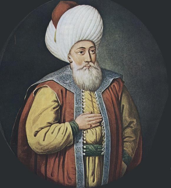 السلطان الغازي عثمان خان الأول مؤسس الدولة العثمانية