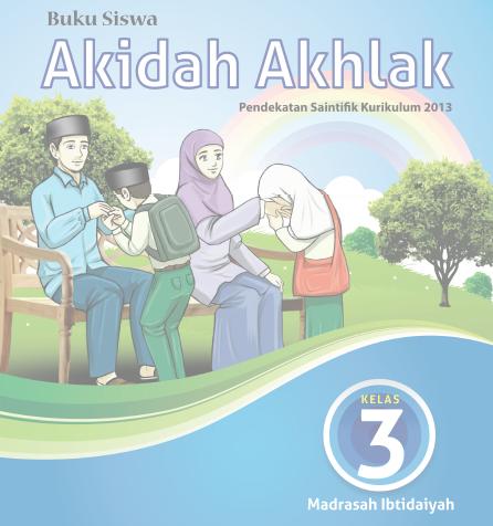 Buku Siswa Kurikulum 2013 Khusus Mi Kelas 3 Edisi Terbaru