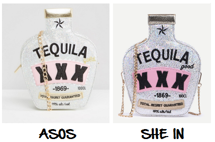 clones 2016 tequila bag asos she in