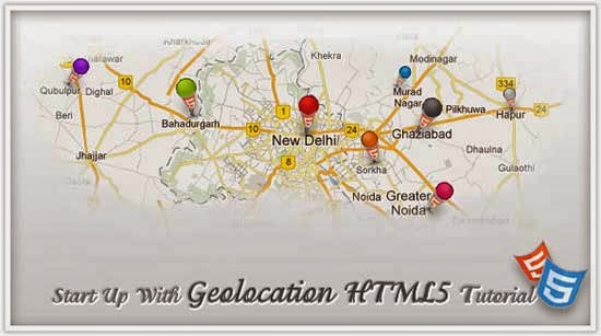 HTML5 Apps: Positioning with Geolocation