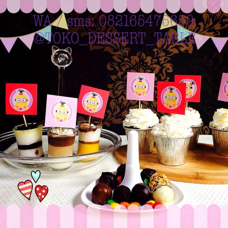 Toko Dessert Table Mei 2014