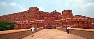 Agra Fort - India