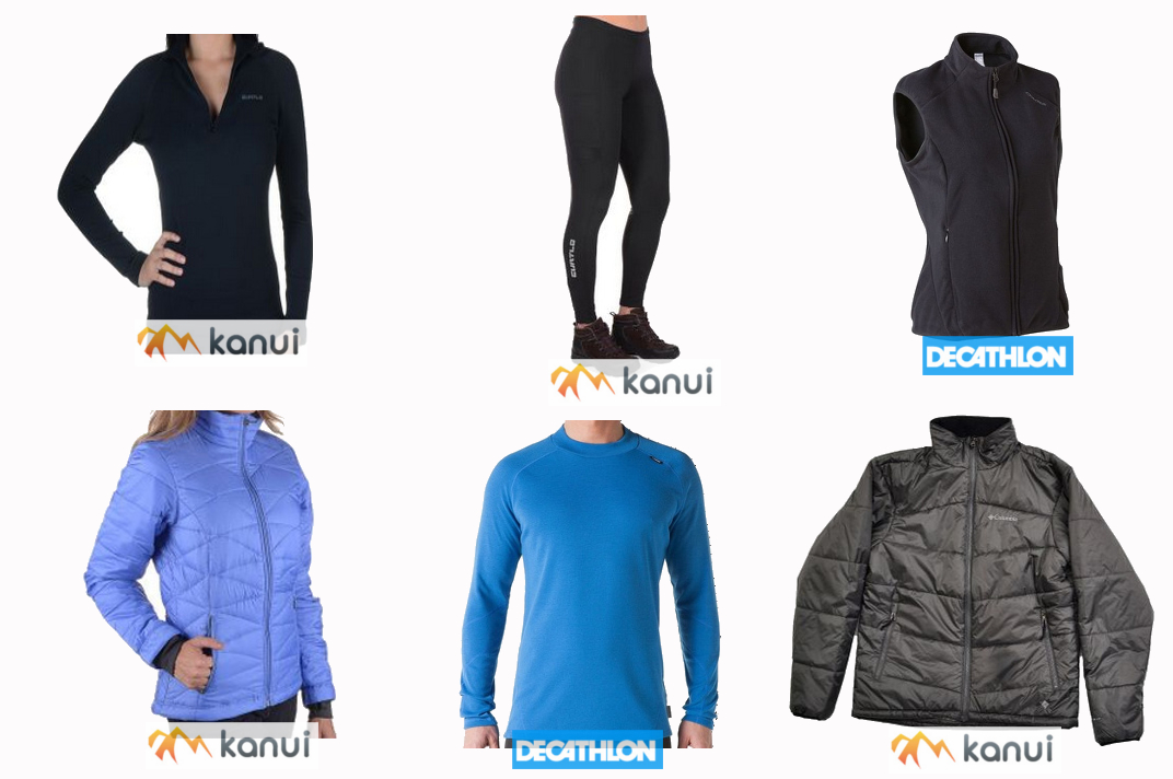 81a2f0b8c Escolhendo a roupa certa pra esportes e viagens no inverno - Destino ...