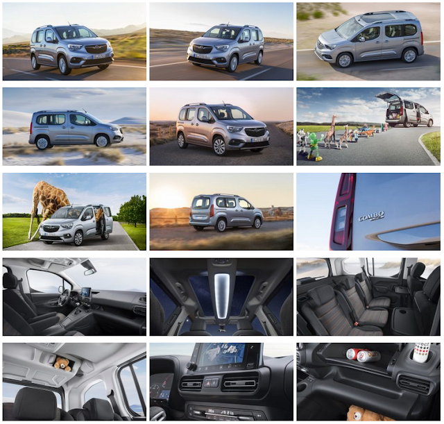 New Cars, Opel, Opel Combo, PSA, Vauxhall