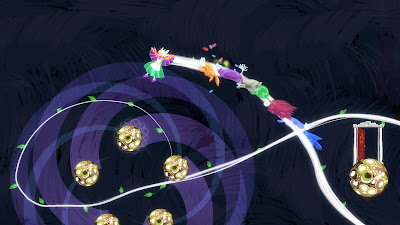 Gravity Ghost Game Screenshot 8