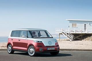 Volkswagen VW Bulli Concept 2011