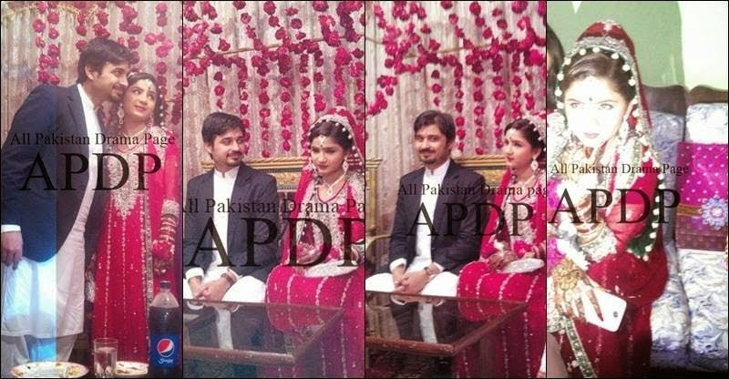 Famous Actor Babar Khan Tied Knot Again As This Time He Chose A Ninth Cl Bisma Who Was Previously Married To Actress Sana