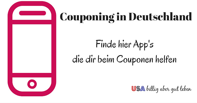 Apps zum couponen in Deutschland