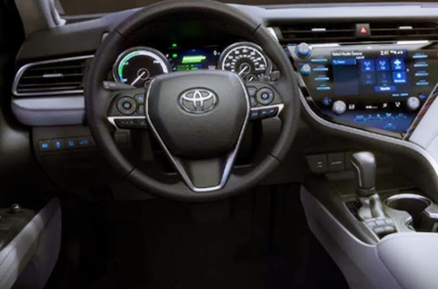 2020 Toyota Camry Redesign, Specs, Release Date