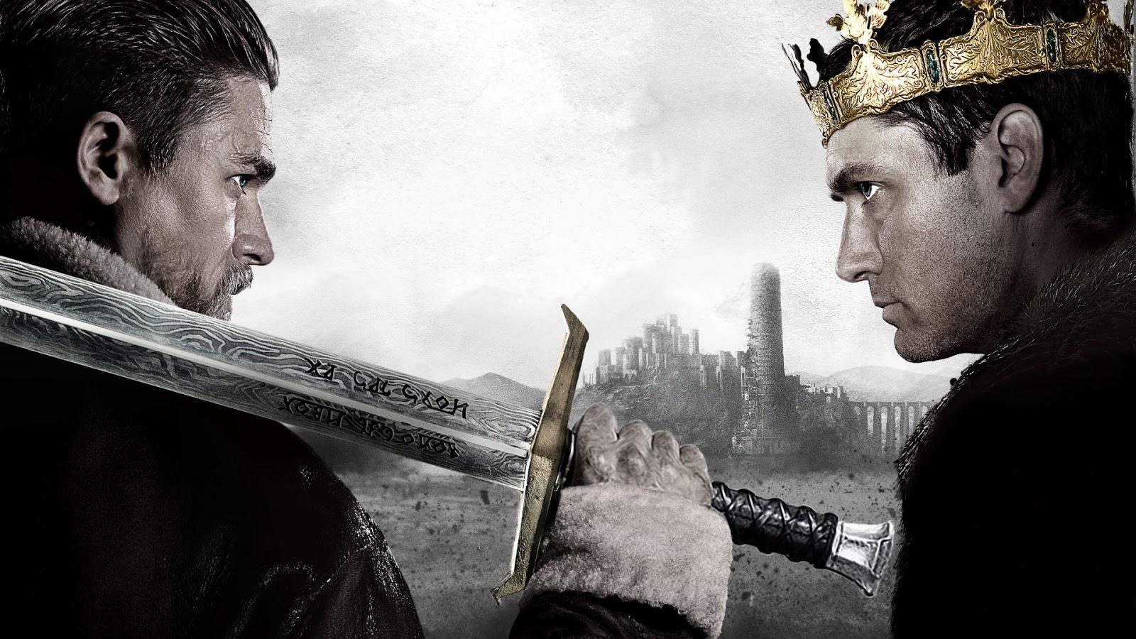 Król Artur legenda miecza, film, recenzja