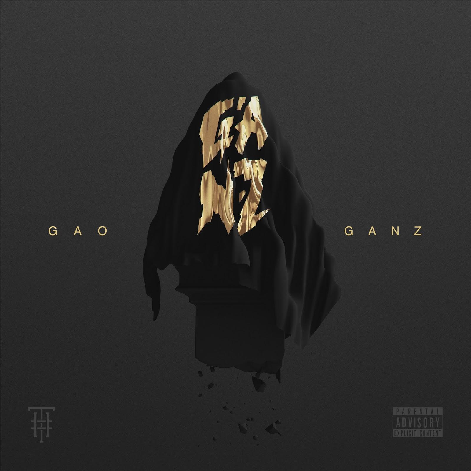GANZ - GAO - EP Cover