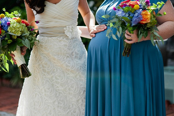 WhiteAzalea Bridesmaid Dresses: Maternity Bridesmaid Dresses