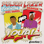 Major Lazer - Loyal (feat. Kizz Daniel & Kranium) - Single Cover