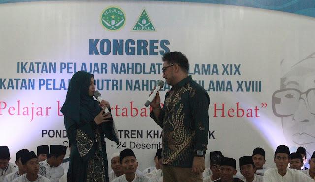 Abi Zulfikar: Kita harus bangga menjadi warga NU