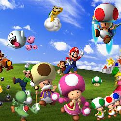 Super Mario Brothers 3 Island Level Wallpaper Wallpaper 77