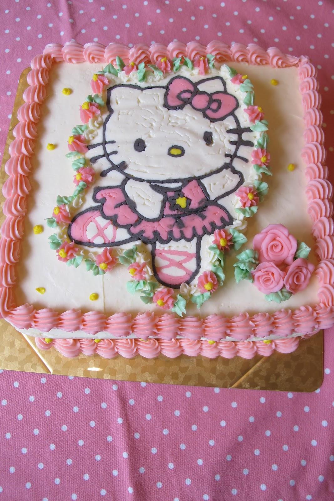 157a901d9 Tortelicious: Hello Kitty Cake
