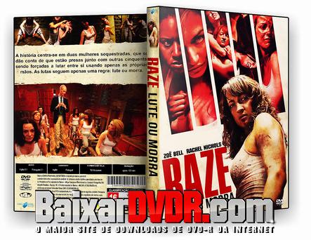RAZE – Lutar ou Correr (2017) DVD-R Autorado