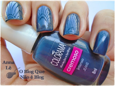 Jeans Colorama Esmalte Nailpolish