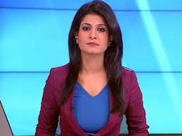 Nidhi Razdan – NDTV