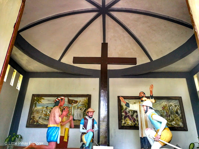 limasawa history, national shrine, limaswa blog, cross, christianity