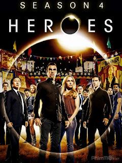 Những Người Hùng / Phần 4 - Heroes / Season 4 (2009) | Full HD VietSub