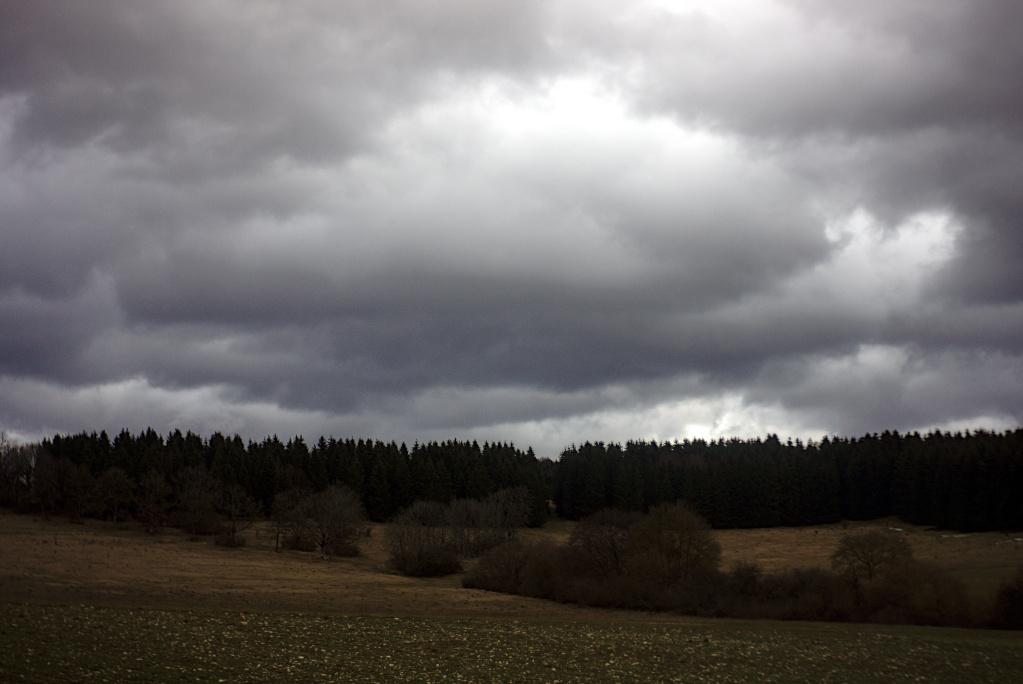 Gruorn – ehem. Truppenübungsplatz Münsingen (3) – Herbe Landschaft