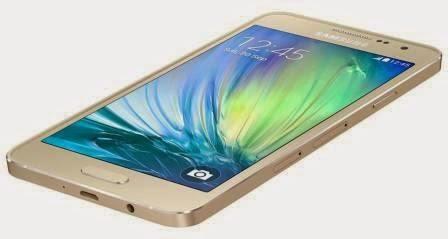 Samsung Galaxy A3 Smartphone Terbaru 2015