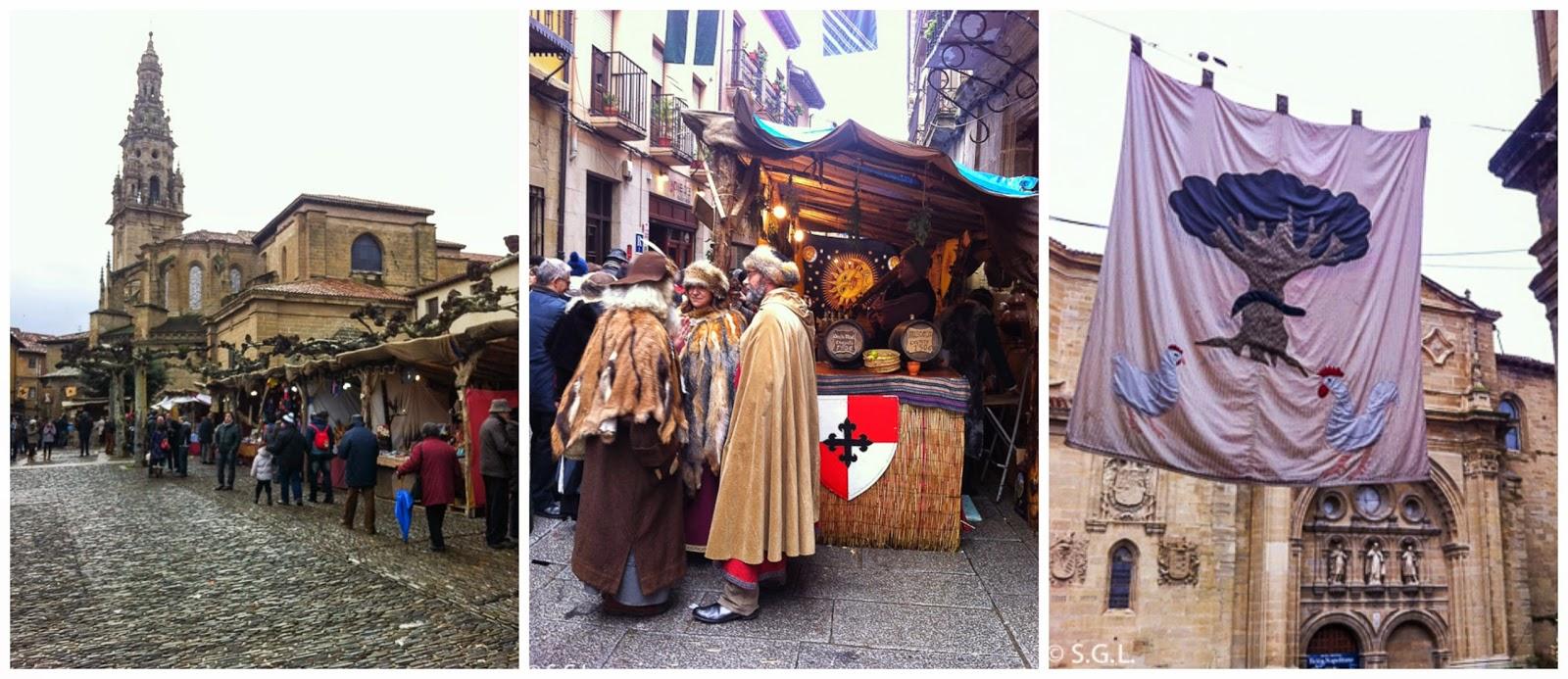 Mercado de Santo Domingo en La Rioja