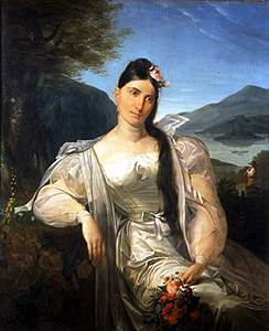 Giuditta Pasta was a mezzo-soprano much in demand among 19th century composers