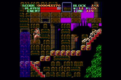 Download Super Castlevania IV ROM Emulator Play Online