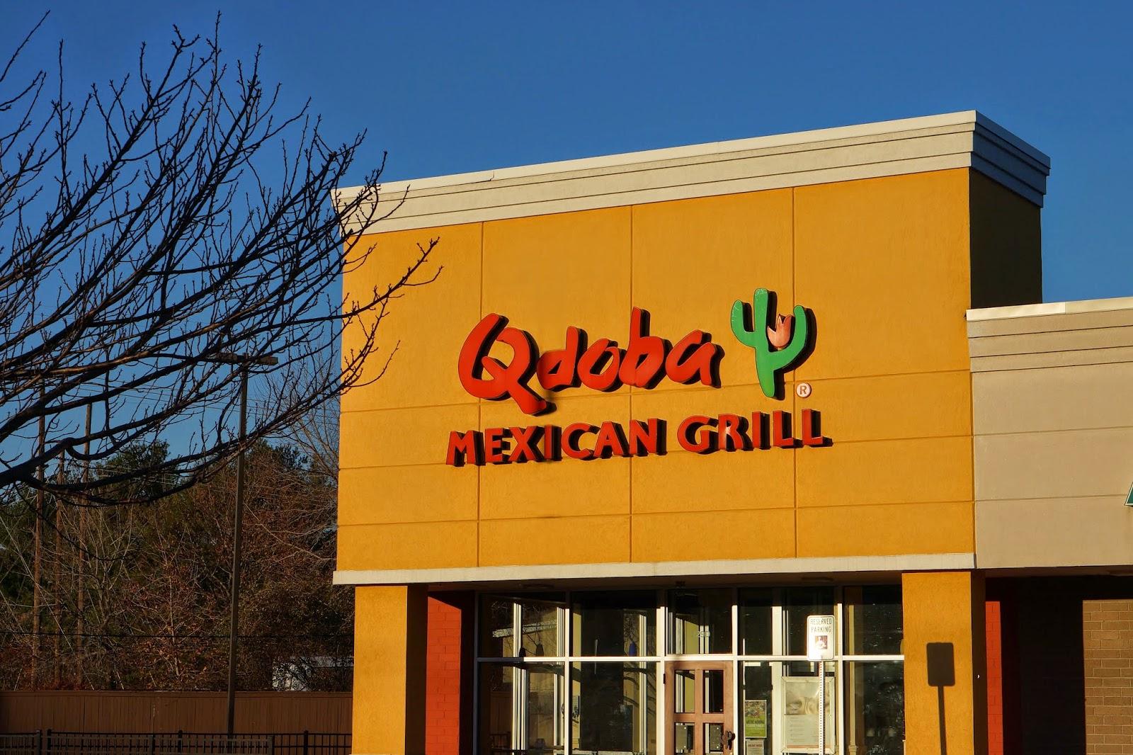 Restaurants Near Me Qdoba