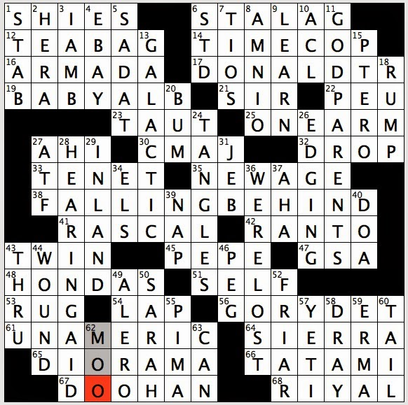 Rex Parker Does the NYT Crossword Puzzle Japanese mat / THU 3-5-15 - best of blueprint with four bases crossword clue