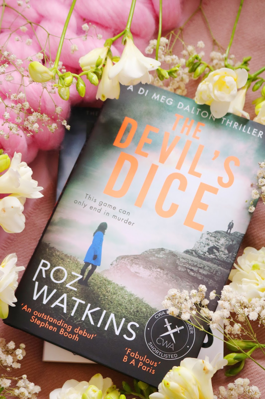 Blog Tour: The Devil's Dice by Roz Watkins