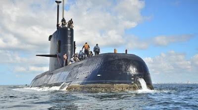 Αργεντινή: Εισροή υδάτων και black out στην μπαταρία «εξαφάνισαν» το υποβρύχιο San Juan