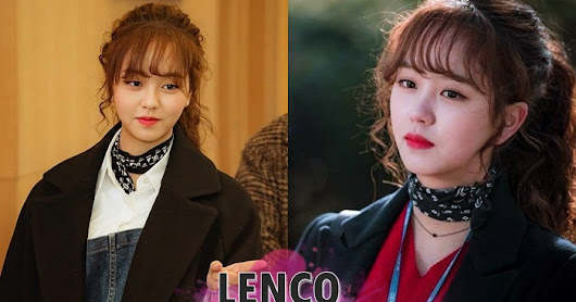 Get the look: Song Geu Rim (Radio Romance)